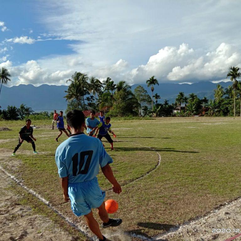 Pemuda Nagari Maninjau Adakan Turnamen Futsal Antar Jorong